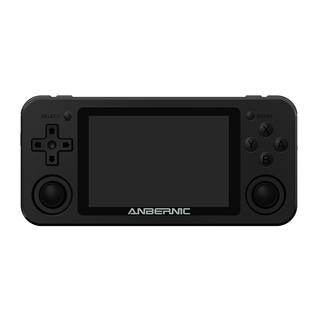 ANBERNIC RG351M 128GB 7000 Games Handheld Video Game Console for PSP PS1 NDS N64 MD Player RK3326 1.5GHz Linux System 3., Banggood  - buy with discount