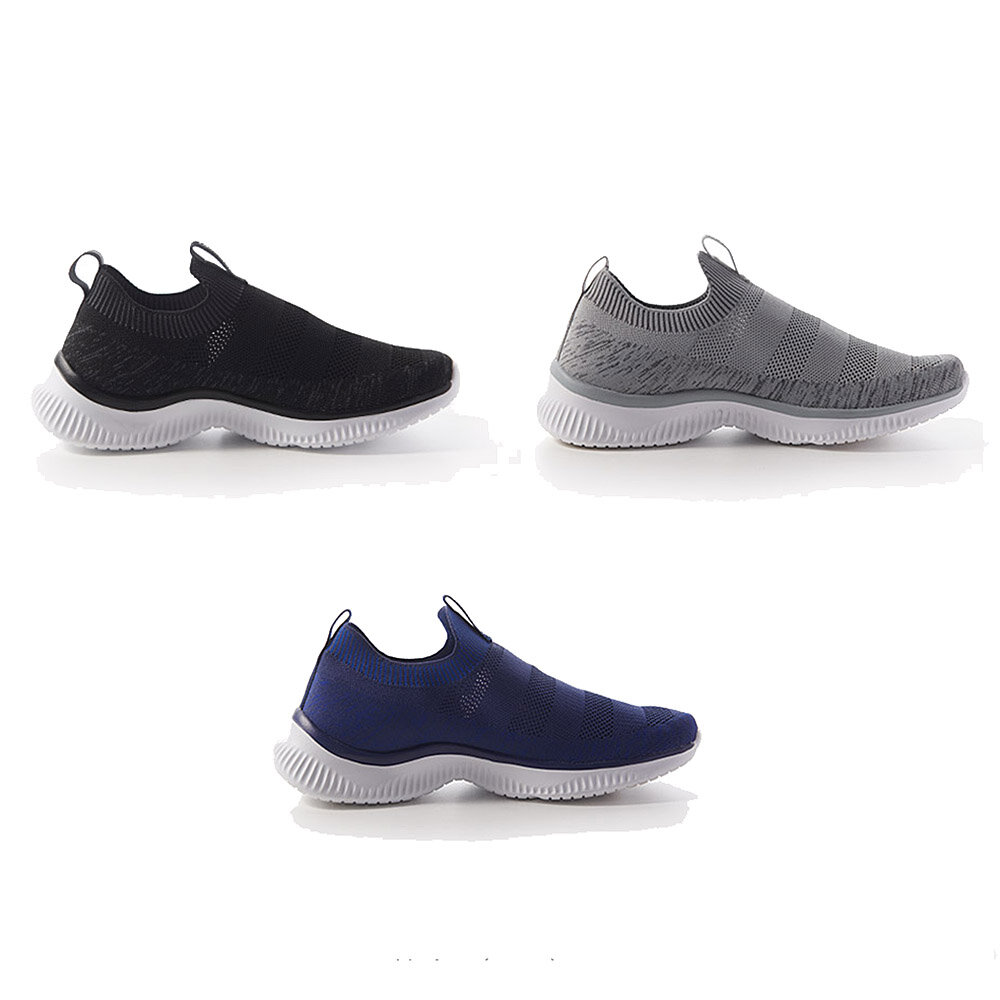 Uleemark Fly Knit 2.0 Walking Sneakers Anti skid Buffer Sports Running Shoes Breathable Soft Casual Shoes From Xiaomi Youpin - 2