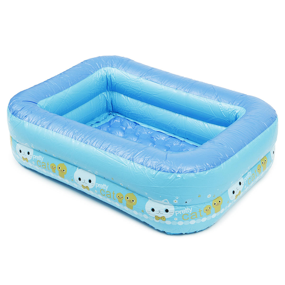 Baby kids Toddler Child PVC Inflatable Swimming Pools Bath Spas Summer Fun Toy - 2