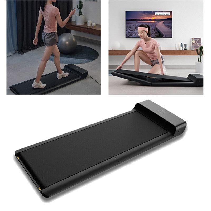 [EU DIRECT] WalkingPad A1 PRO Banda de alergare electrică inteligentă pliabilă pentru pad-ul de mers pe jos Control automat al vitezei Afișaj cu LED-uri Bande de fitness pentru fitness Gimnastică interioară cu mufă UE