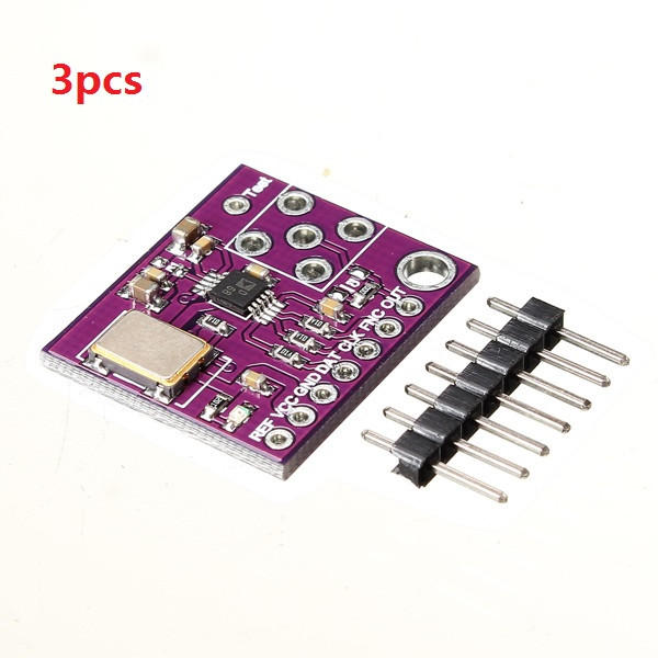 3pcs CJMCU-9833 AD9833 AD9833BRMZ Programmable Sine Triangular Square Waveform Generator For Arduino