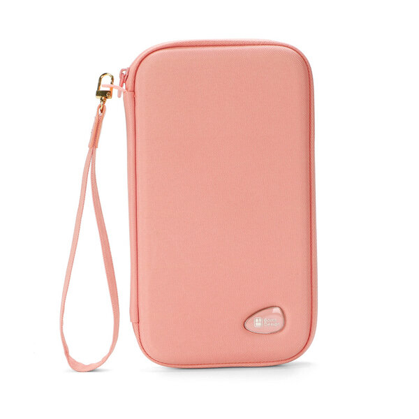 Women 11 Credit Card Holders 6 inches Cell Phone PU Leather Wallet Clutch Wallet - 5