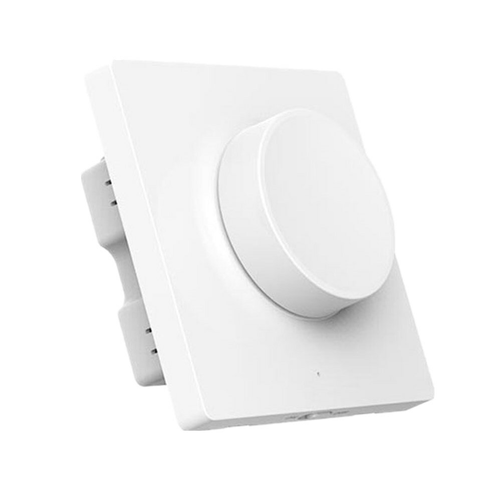Yeelight YLKG07YL Smart bluetooth Dimmer Wall Light Switch Control remoto AC220V (Producto de ecosistema Xiaomi)