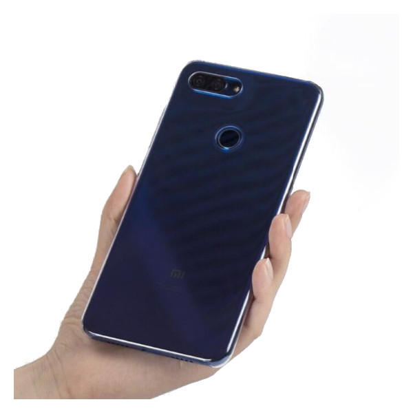 Bakeey Ultra-thin Transparent Hard PC Protective Case For Xiaomi Mi8 Lite