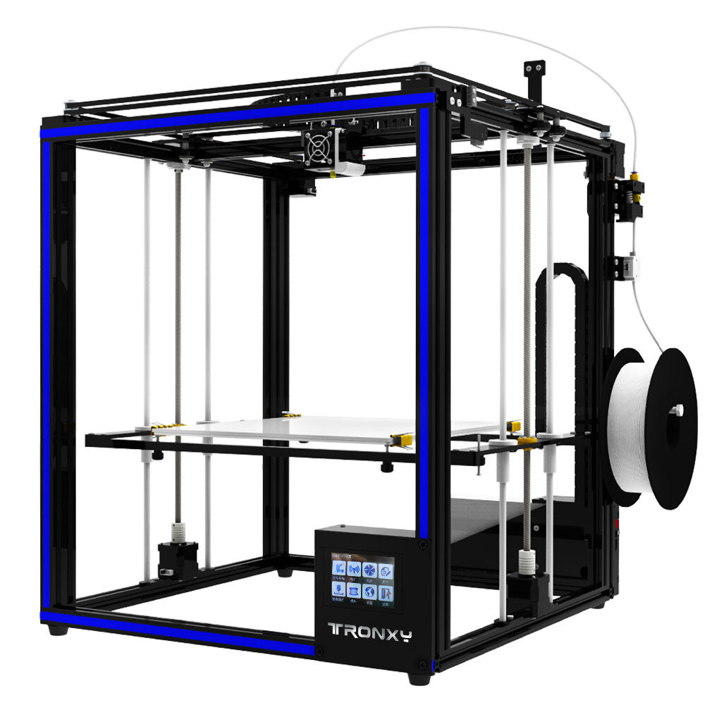 Tronxy® X5st-400 Diy Aluminum 3d Printer Kit 400*400*400mm