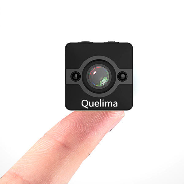 Quelima SQ12 Mini 1080P FHD Car DVR Camera with Waterproof Case Shell - 2