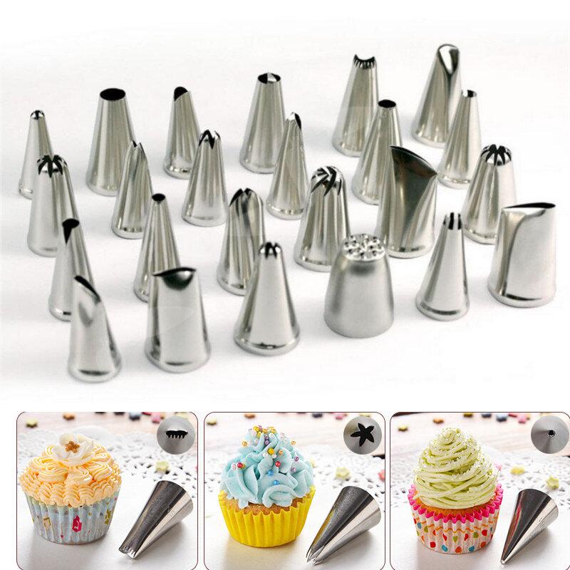 Kettle Shape Silicone Pen Non-stick Cake Decorating Tools Baking Decoration Tool - 1
