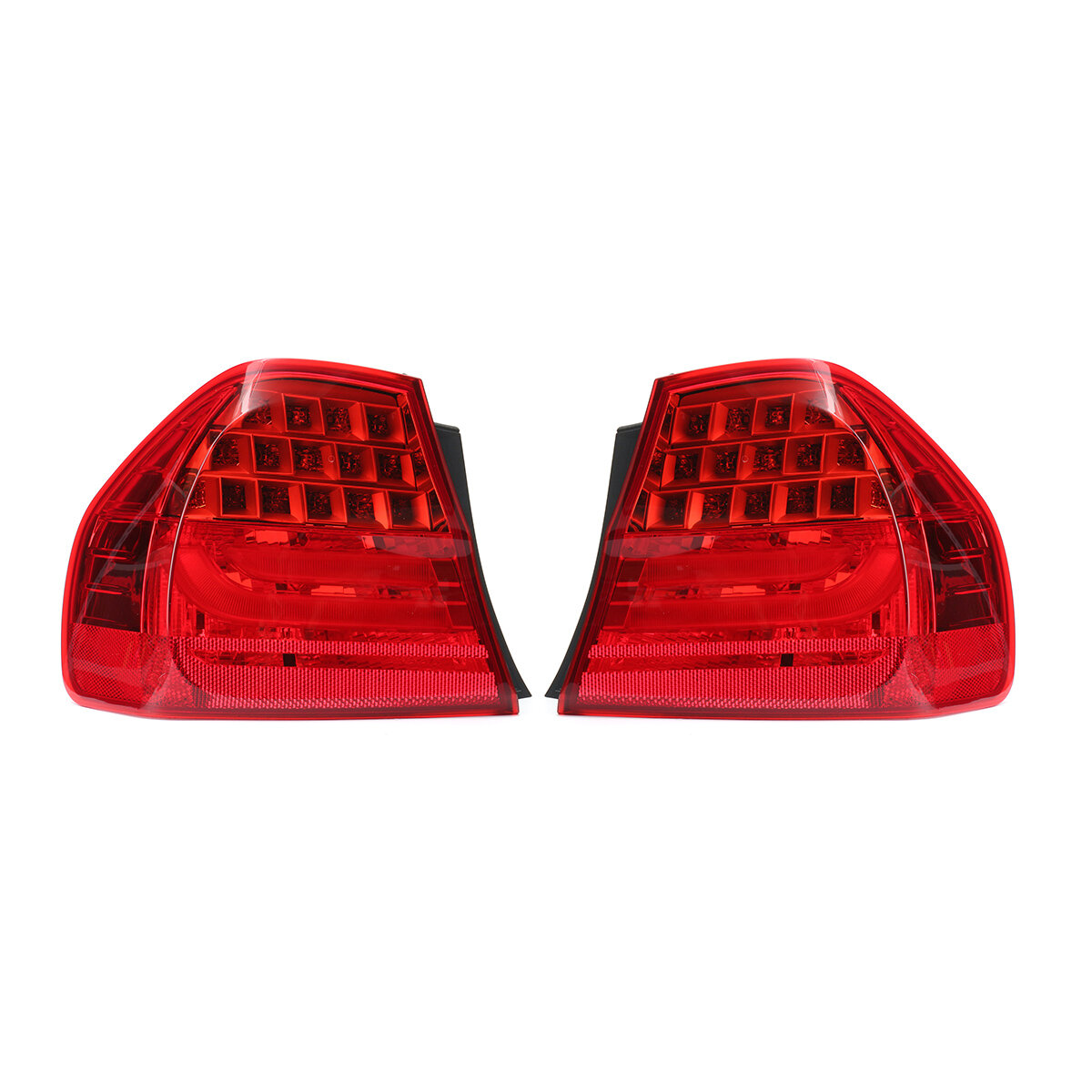 Car LED Rear Tail Lamp Light Assembly Red Outer Left/Right for BMW 3 Series E90 2008-2011