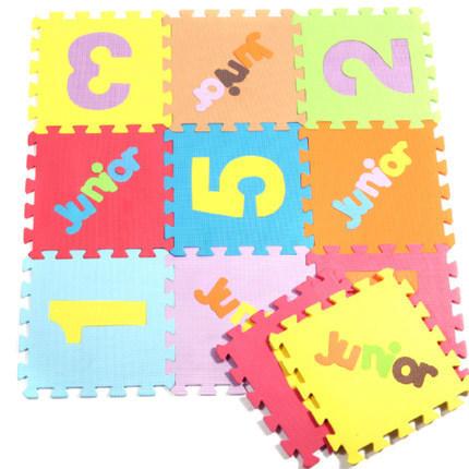 145*195CM Soft Cotton Baby Kid Game Activity Play Crawling Mat Carpet Non-Slip Floor Mat - 4