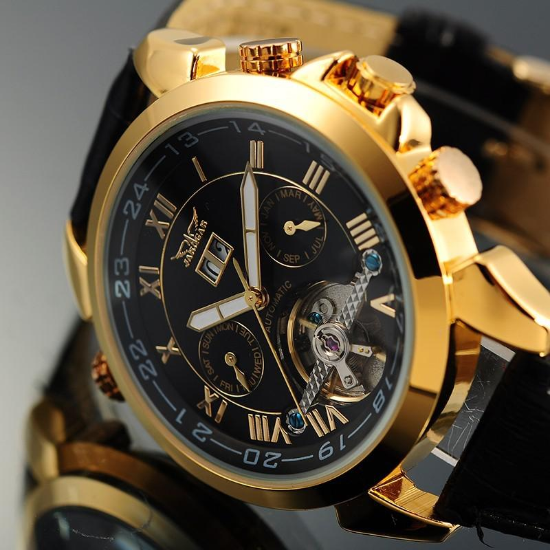 CARNIVAL C8799 Luminous Display Automatic Mechanical Watch - 2
