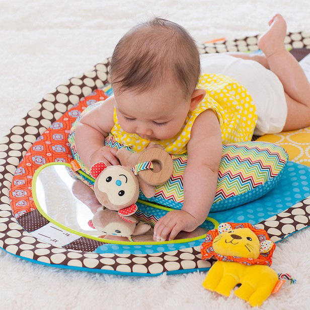 Baby Playpen Folding Indoor Outdoor Toddler Kid Safety Barrier Game Toddler Craw Safety Fence - 4