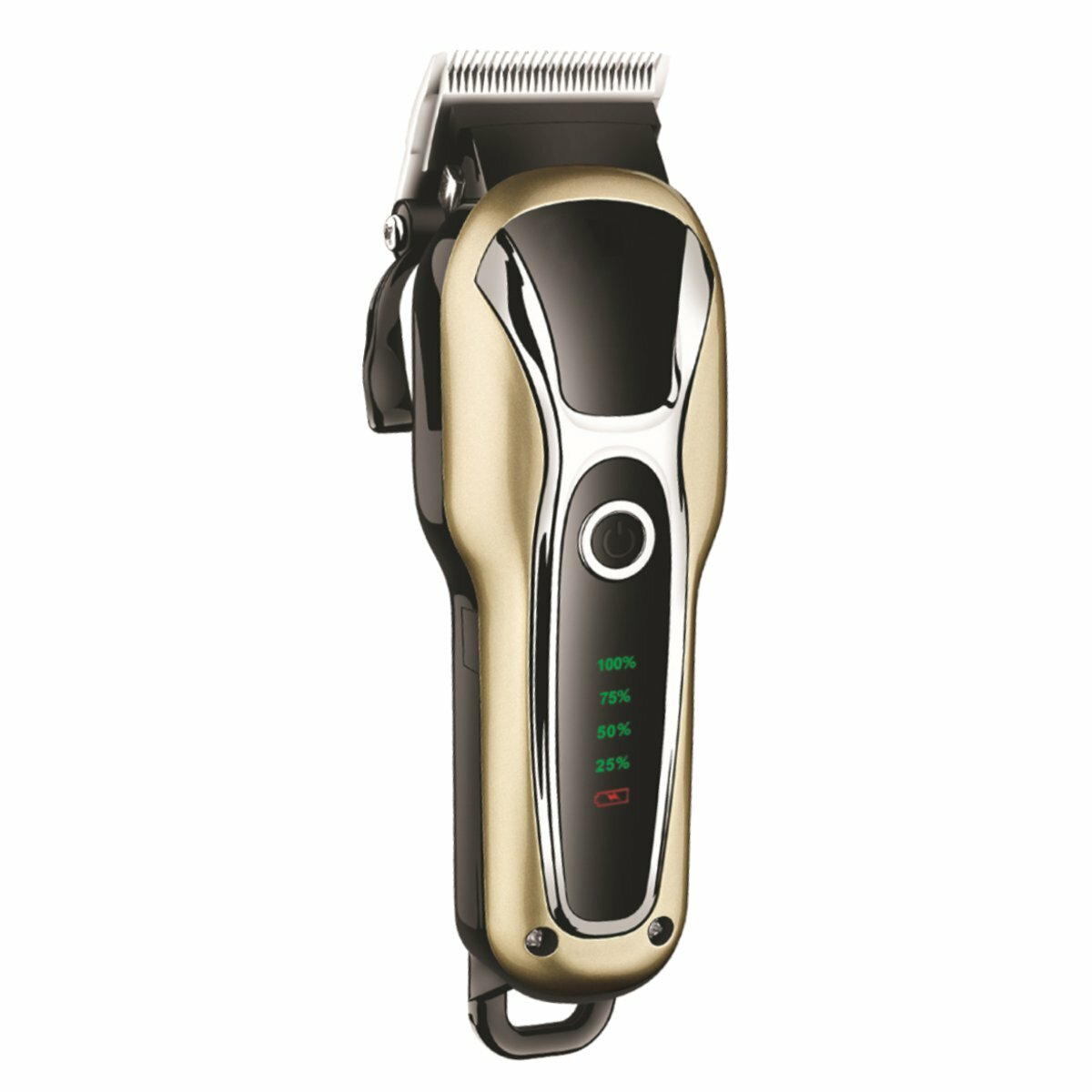 USB T9 Carving Push White Small Fader Oil Head Electric Clipper Rechargeable Electric Hair Clipper - 3