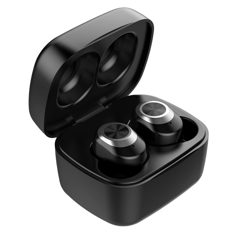 ZEALOT T1 TWS Wireless Earbuds bluetooth 5.0 Earphone Mini Portable Stereo Touch Control Headphone Headset with Mic