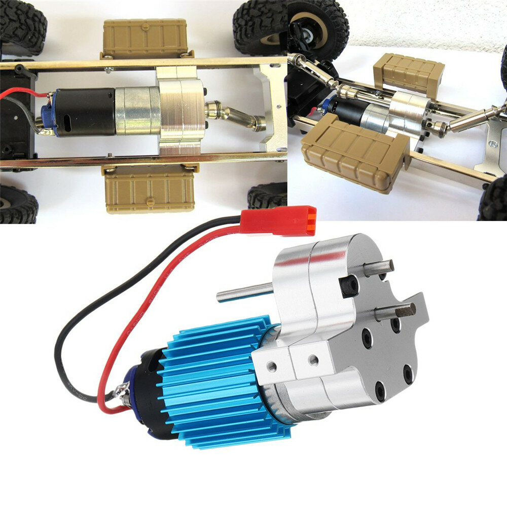 Toyan4 Stroke RC Engine Gasoline Model Engine Kit Starting Motor For RC Car Boat Airplane Toyan FS-S100G - 1
