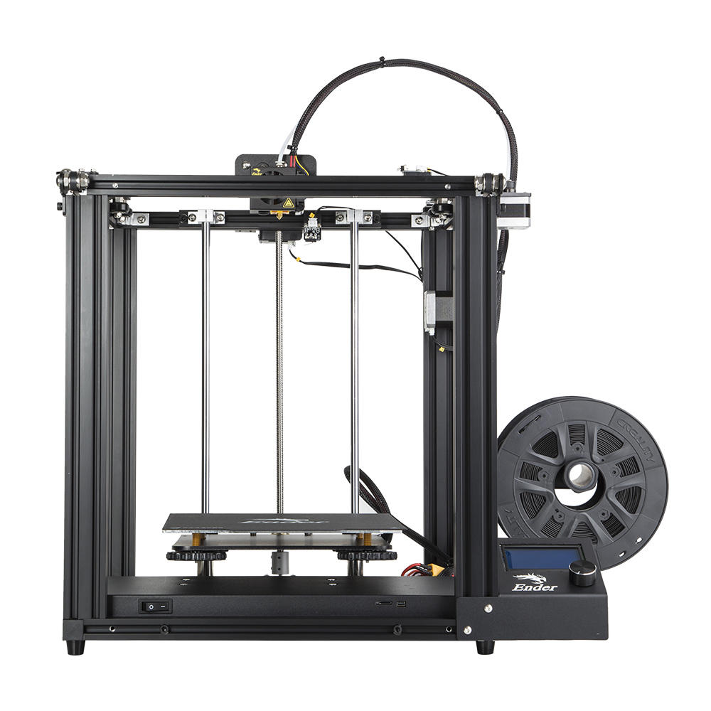 Creality 3D® Customized Version Ender-3Xs Pro Prusa I3 3D Printer 220x220x250mm Printing Size With Magnetic Removable Sticker/Glass Plate Platform/V1.1.5 Super Silent Mainboard - 2