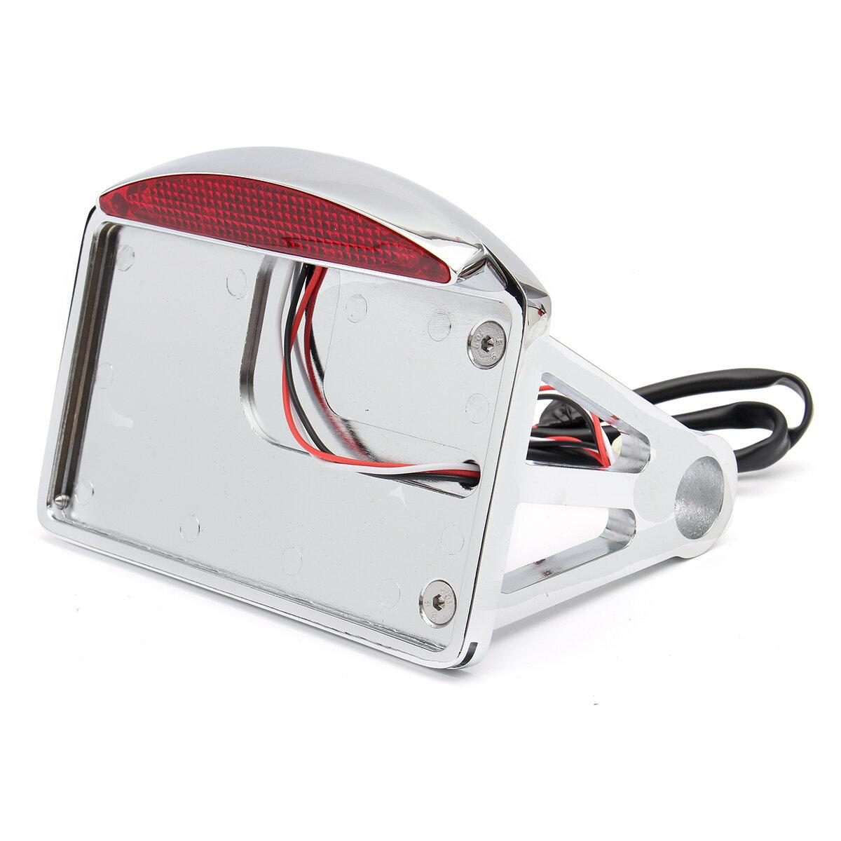 DC 12-24V Warning Light E9 + Flashing LED Beacon Flexble Din Pole Tractor Warning Light - 1
