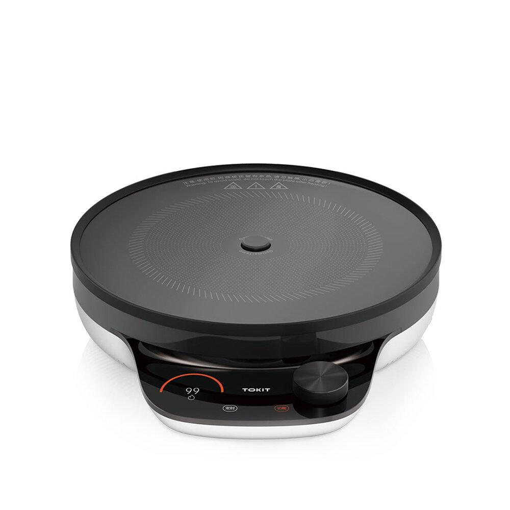 TOKIT TDCL0E1ACM ذكي طباخ التعريفي 2100 وات درجة حرارة لايت مراقبة 99 Gear Heat القوة أجهزة المطبخ مع التطبيق من