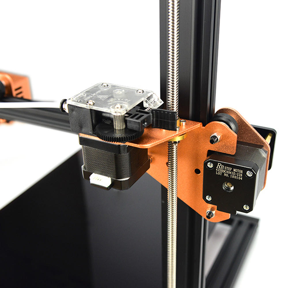 TWO TREES® Sapphire Plus Core XY 300*300*350mm Printing Size 3D Printer With Full Metal Body/Double Linear Guide/BMG Extruder/Power Resume/Filament Detect/Auto Leveling DIY 3D Printer Kit - 5