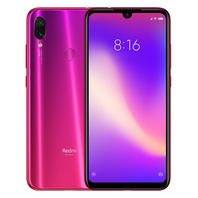 Xiaomi Redmi Note 7 Pro 6 3 inch 48MP Dual Rear Camera 6GB RAM 128GB ROM  Snapdragon 675 Octa core 4G Smartphone