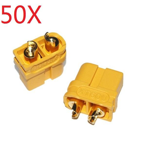 EUHOBBY XT60 Bullet Connector to Male DC5521 DC5525 Cable for T12 TS100 Electric Soldering Iron - 1