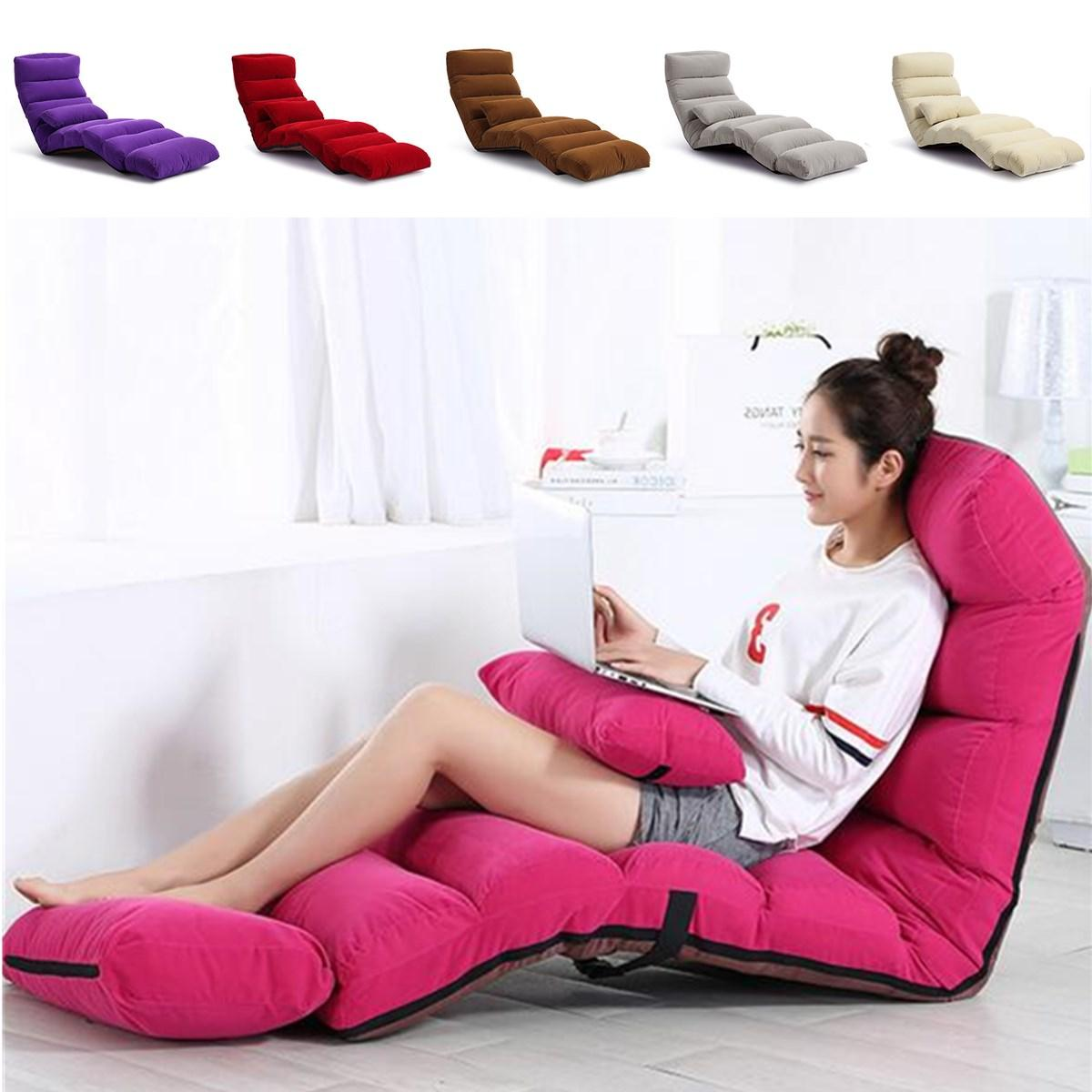 Phenomenal 205Cm 3 Folding Lazy Sofa Chair Portable Stylish Couch Bed Lounge With Pillow Back Support Gamerscity Chair Design For Home Gamerscityorg
