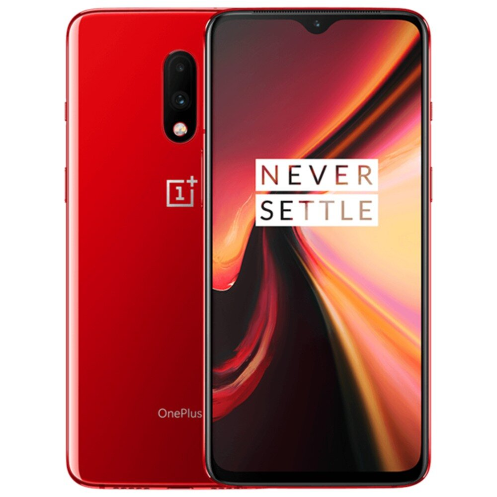OnePlus 7 8/256GB - Red za $470.48 / ~1768zł
