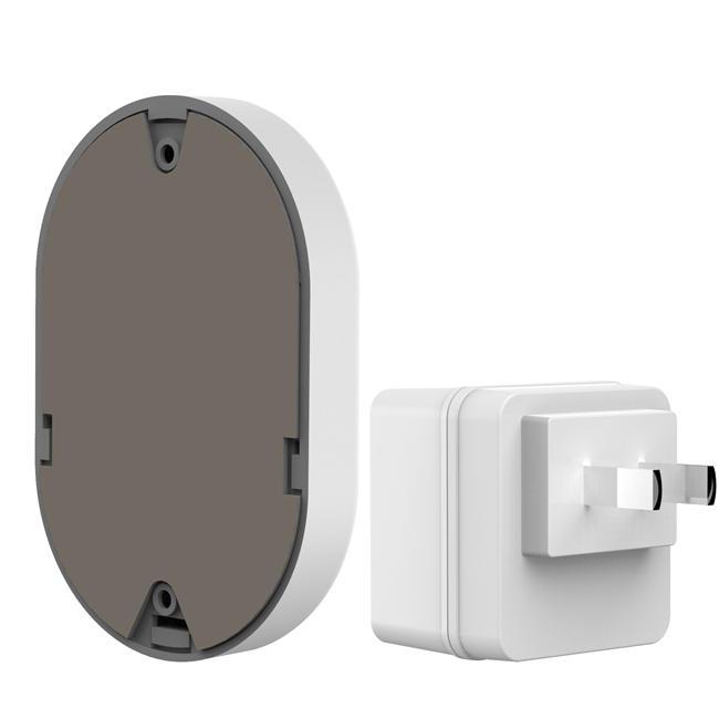 3Inch LCD Wireless Digital Peephole Viewer 120° Door Security Doorbell Video Camera - 6