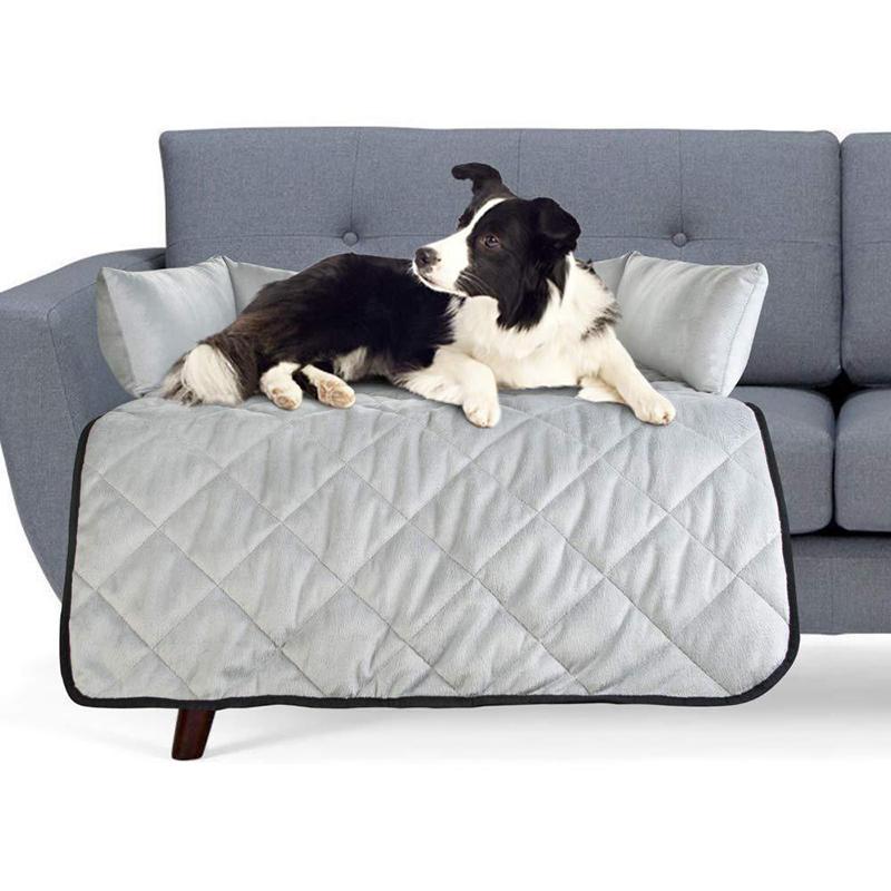 Water Resistant Pet Furniture Protector Dog Cat Sofa Pet Mat Soft