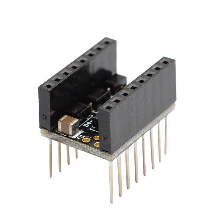 Ultra Silent Protector Plug Type Stepper Motor Driver Stepstick Smoother For 3D Printer