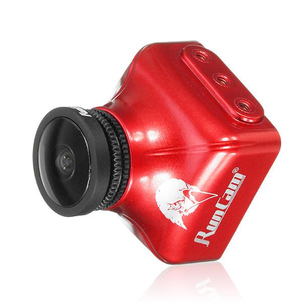 RunCam Eagle 2 Pro Global WDR OSD Audio 800TVL CMOS FOV 170 Degree 16:9/4:3 Switchable FPV Camera