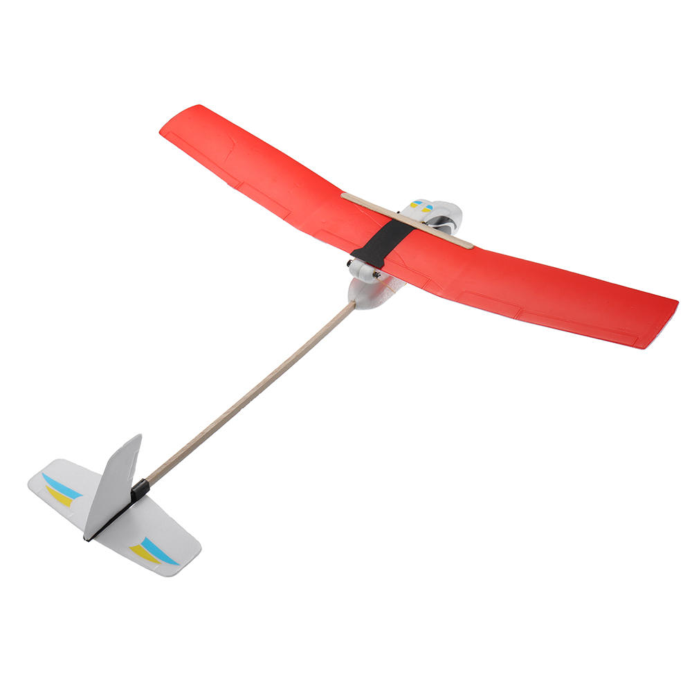 DIY Easy Assembly Plane Toy Electricity Airplane Outdoor Toy - 2