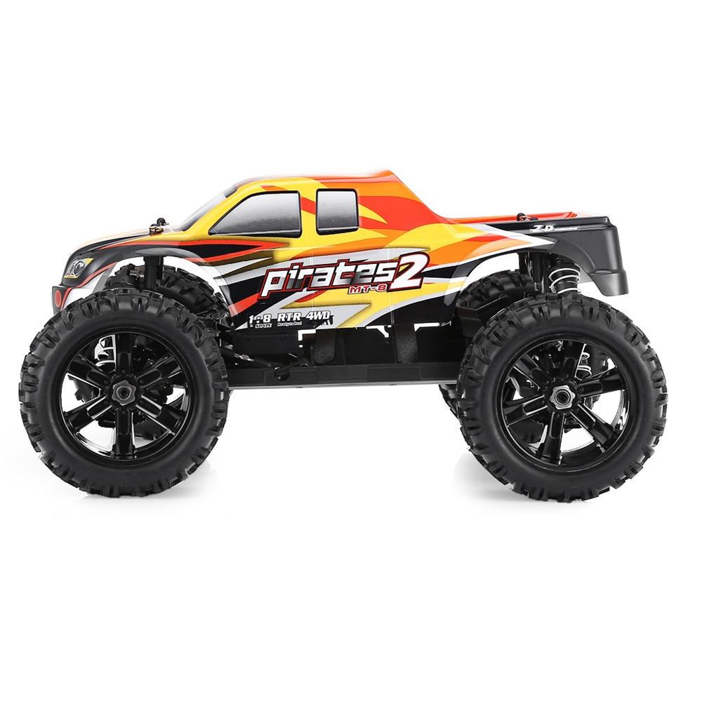 RGT 136240 V2 1/24 2.4G RC Car 4WD 15KM/H Vehicle RC Rock Crawler Off-road - 5
