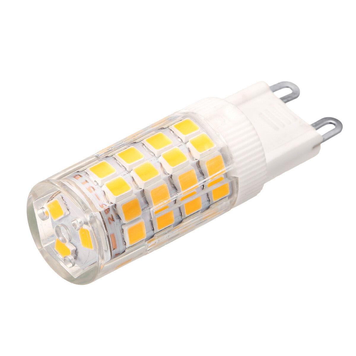 AC110-240V 9W G9 SMD2835 Non-dimmable 75 LED Ceramic Corn Light Bulb for Outdoor Home Decoration - 11
