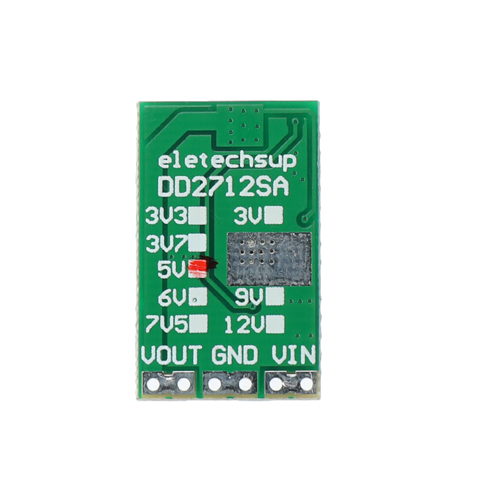 20pcs DC 12V Step Up Boost Converter Voltage Regulate Power Supply Module Board with Enable ON/OFF - 4