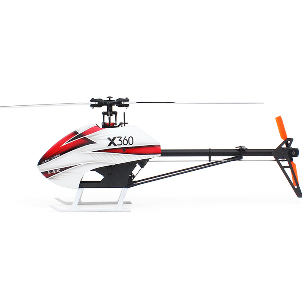 XK K110 Blast 6CH Brushless 3D6G System RC Helicopter BNF - 2