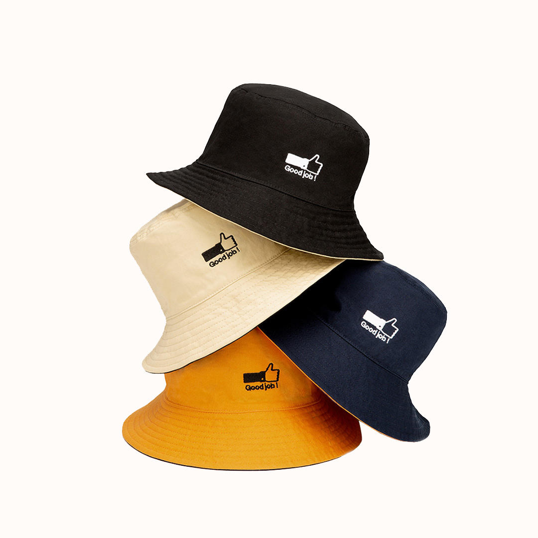 Qimian YFM701 Two-sided and Double Colors Bucket Hat  Hat From Xiaomi Youpin