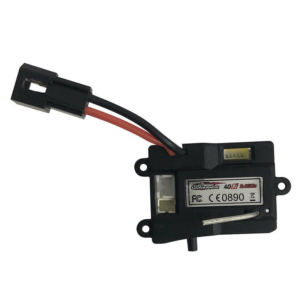 Xinlehong 9130 9135 9136 9137 1/16 RC Car Receiver Board 40A ESC Spare Parts