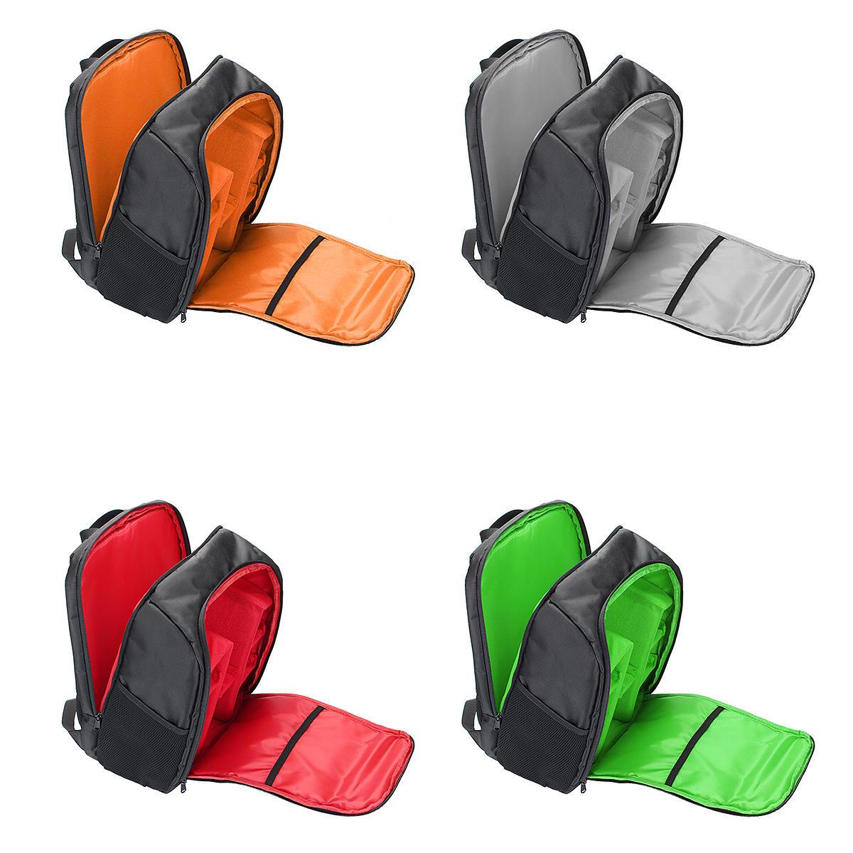 Waterproof Backpack Shoulder Bag Laptop Case For DSLR Camera Lens Accessories