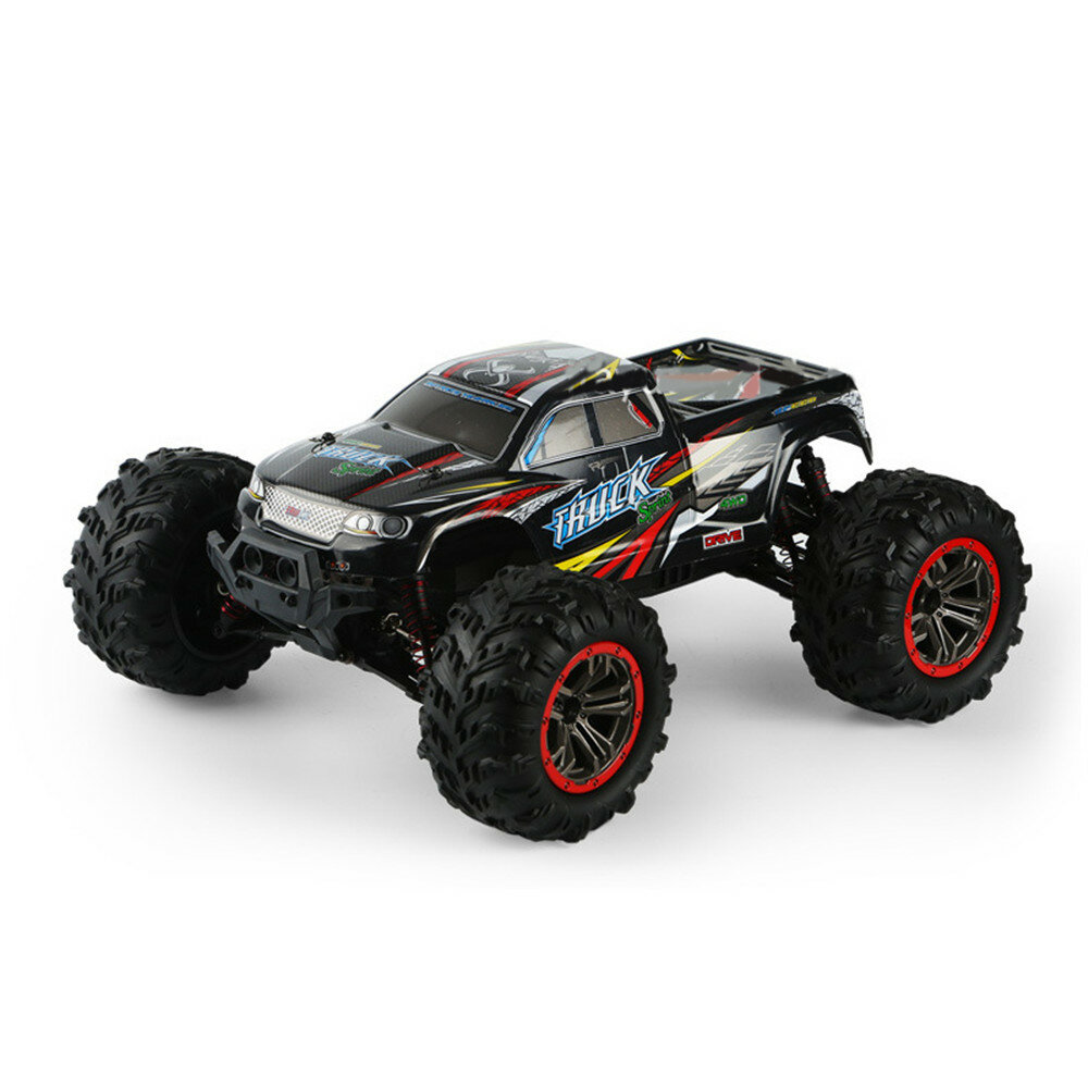 Xinlehong 9125 2.4G 1/10 4WD Off Road RTR Crawler Monster Truck With RC Car