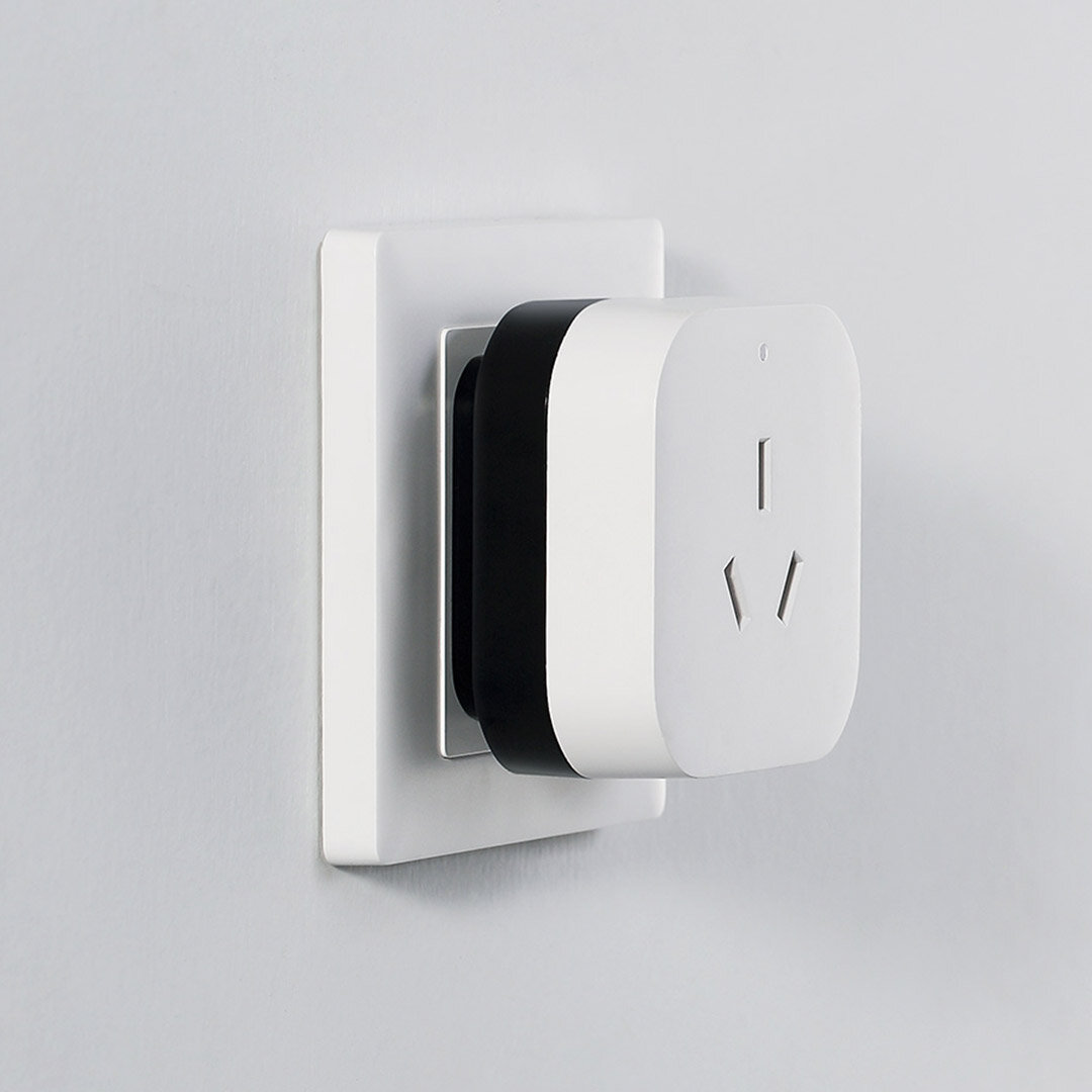 2019New Xiaomi Mijia Air Conditioning Companion 2 with Temperature Humidity Sensor XIAO AI Voice Control MiHome App Control Socket Switch