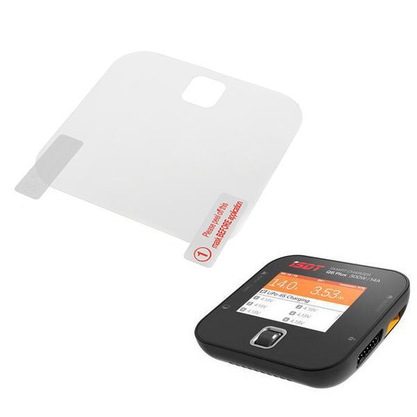 2PCS ISDT Q6 Plus Q6 Lite Q6 Pro Balance Charger Screen Protective Definition film