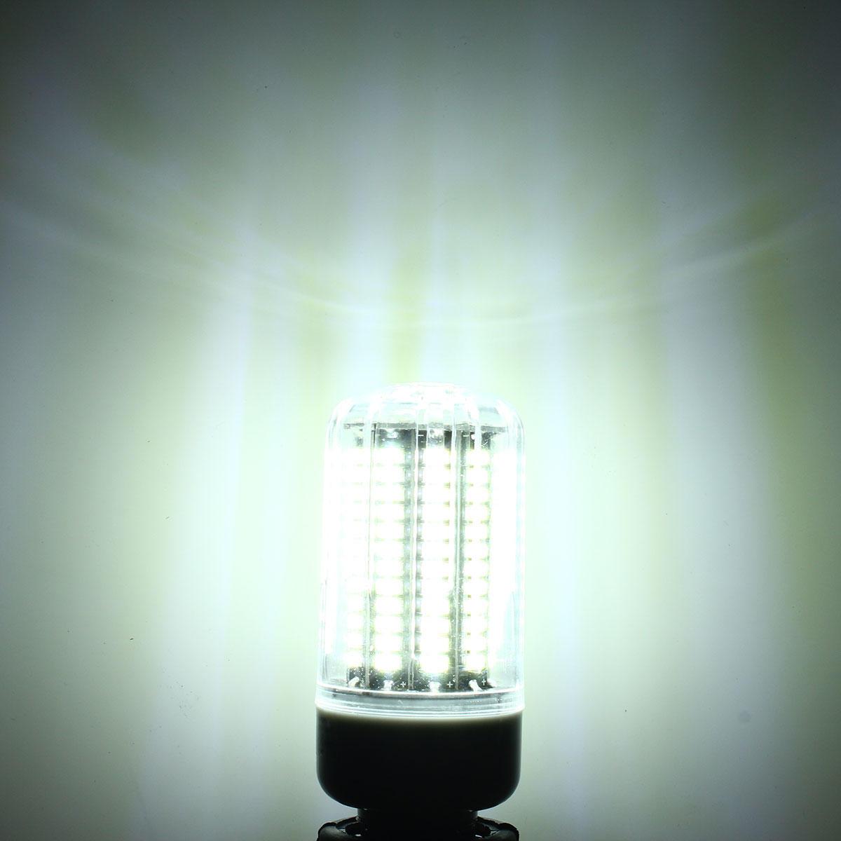 E27 E17 E14 E12 B22 18W 100 SMD 5736 LED Pure White Warm White Natural White Corn Bulb AC85 265V - 6