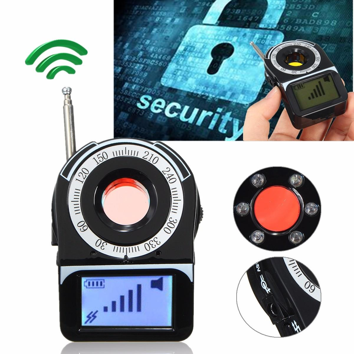 CC309+ Anti tapping GPS GSM WIFI G4 Camera RF Signal Automatic Detector Finder - 1