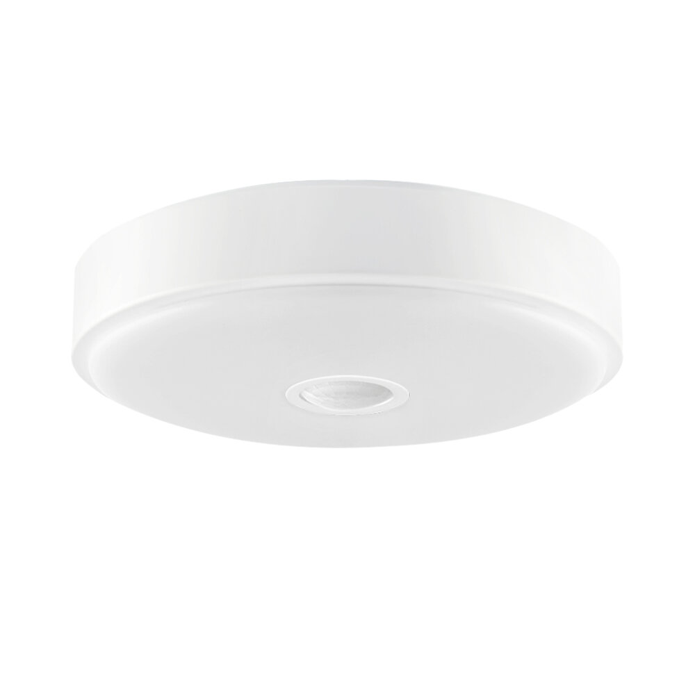48W RGB Smart Dimmable 36 LED Ceiling Light bluetooth Speaker APP Control Lamp AC110-260V - 1