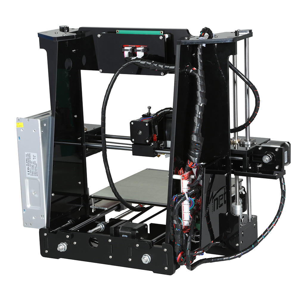 TRONXY® P802M DIY 3D Printer Kit 220*220*240mm Printing Size Support Off-line Print 1.75mm 0.4mm - 4