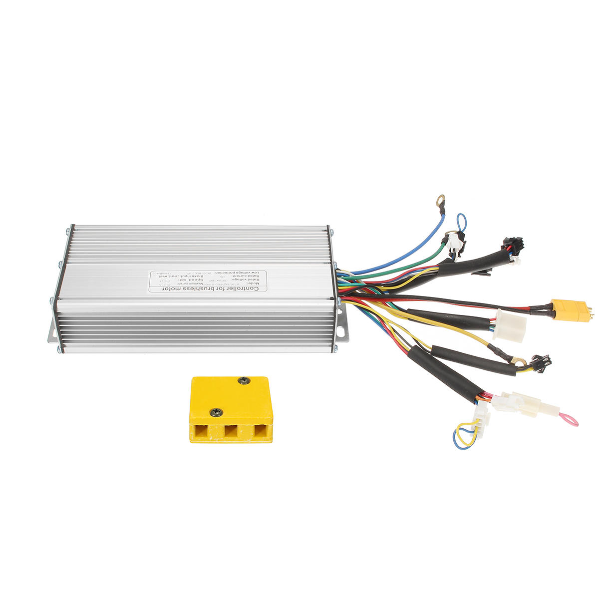 Scooter Brushless DC Motor Speed Controller Electric E-bike Bicycle Accessories