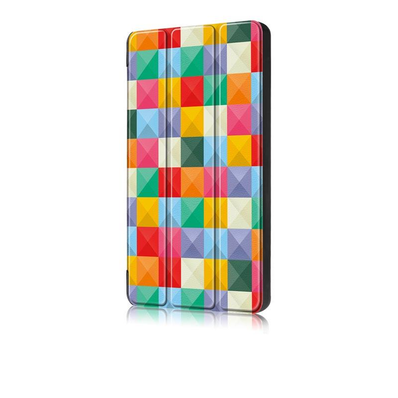 Tri Fold Pringting Tablet Case Cover voor nieuwe printer HD 7 2019 Cude - 4