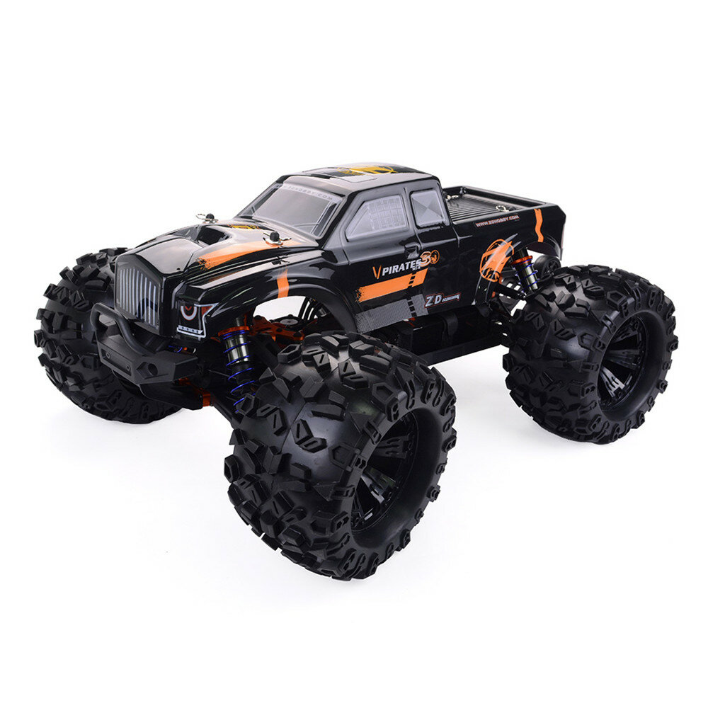 ZD Racing MT8 Pirates3 1/8 2.4G 4WD RTR
