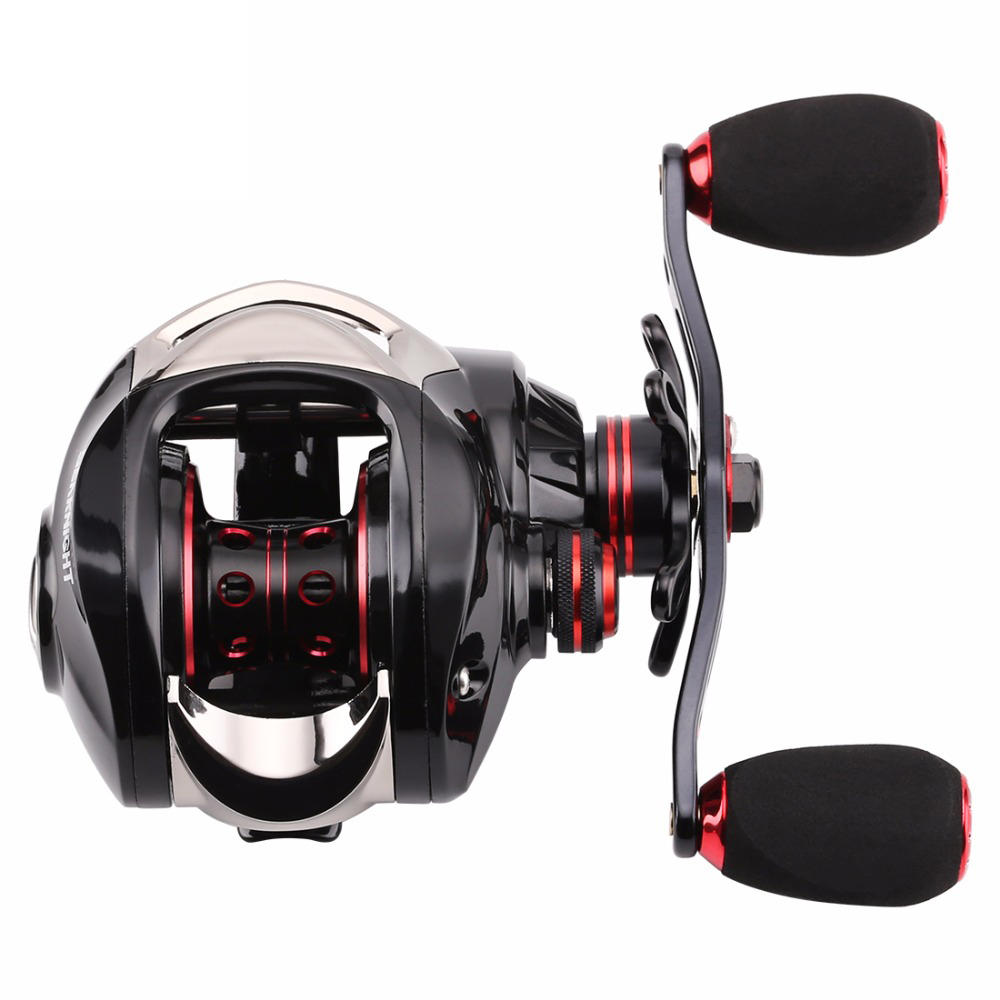 JK1000-7000 5.1/5.2:1 12BB Spinning Reels Saltwater Freshwater Left/Right Hand Fishing Reel - 2