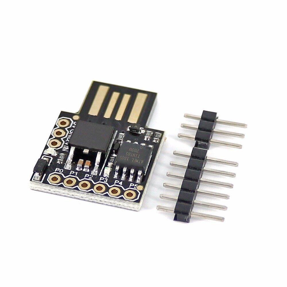 20pcs USB Digispark Kickstarter ATTINY85 For Micro USB Development Board OPEN-SMART for Arduino - products that work wit